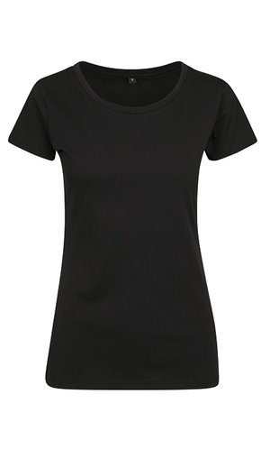 Ladies Merch T-Shirt [Black, XS]