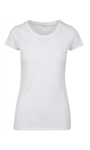 Ladies Merch T-Shirt [White, XS]