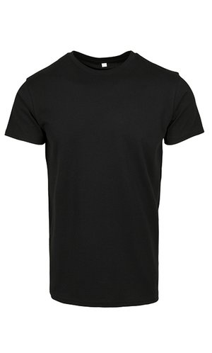 Basic T-Shirt [Black, S]