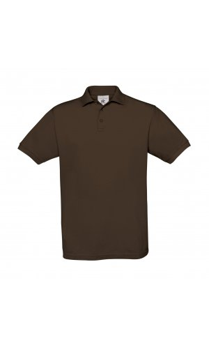 Polo Safran / Unisex [Brown, L]