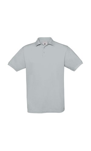 Polo Safran / Unisex [Pacific Grey, XL]