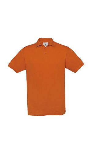 Polo Safran / Unisex [Pumpkin Orange, L]