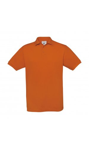 Polo Safran / Unisex [Pumpkin Orange, XL]