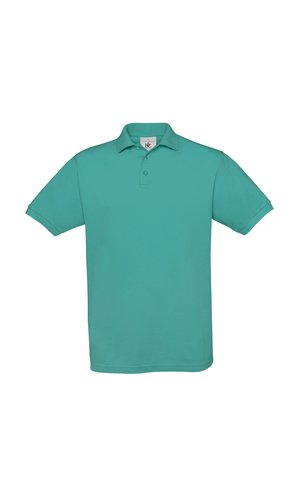 Polo Safran / Unisex [Real Turquoise, 2XL]