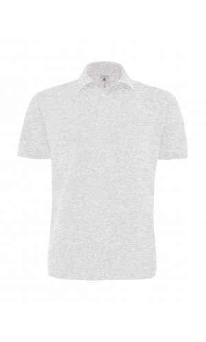 Polo Heavymill / Unisex [Ash (Heather), S]