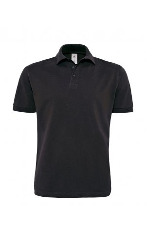Polo Heavymill / Unisex [Black, S]