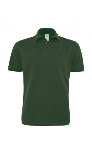 Polo Heavymill / Unisex [Bottle Green, S]
