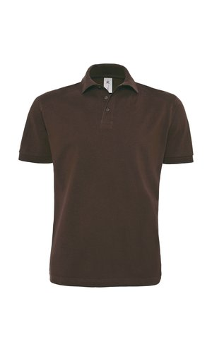 Polo Heavymill / Unisex [Brown, XL]