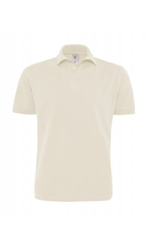 Polo Heavymill / Unisex [Natural, S]