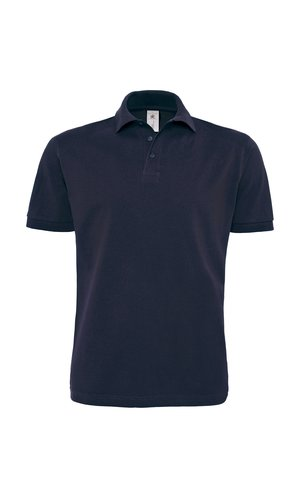 Polo Heavymill / Unisex [Navy, S]