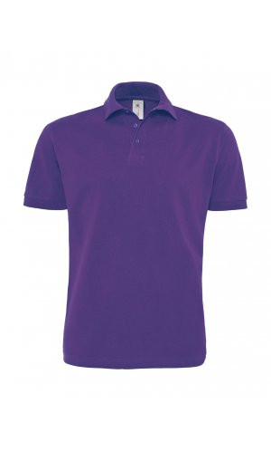 Polo Heavymill / Unisex [Purple, L]