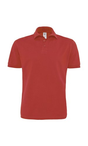 Polo Heavymill / Unisex [Red, L]