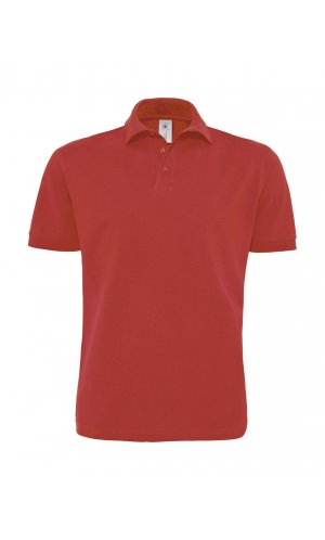 Polo Heavymill / Unisex [Red, 3XL]