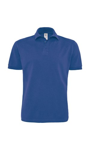 Polo Heavymill / Unisex [Royal Blue, 2XL]