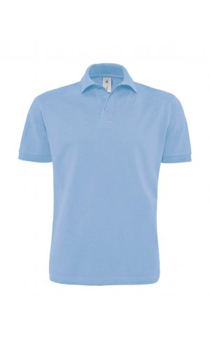 Polo Heavymill / Unisex [Sky Blue, S]