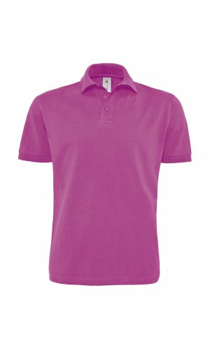 Polo Heavymill / Unisex [Very Berry, S]