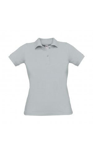 Polo Safran Pure / Women [Pacific Grey, S]