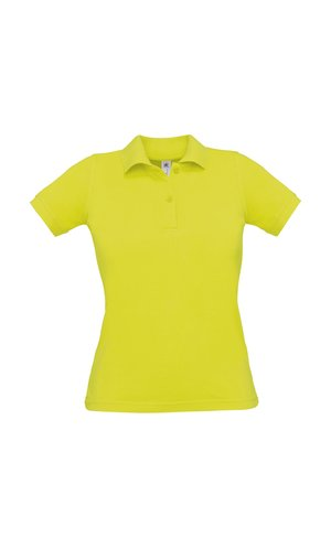 Polo Safran Pure / Women [Pixel Lime, XS]