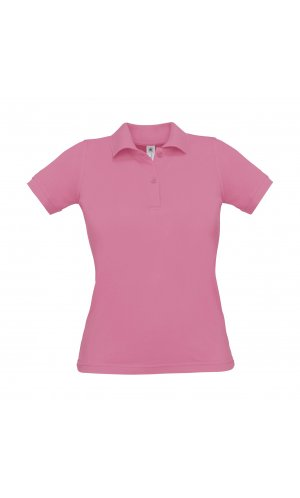 Polo Safran Pure / Women [Pixel Pink, XL]