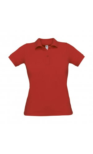 Polo Safran Pure / Women [Red, L]