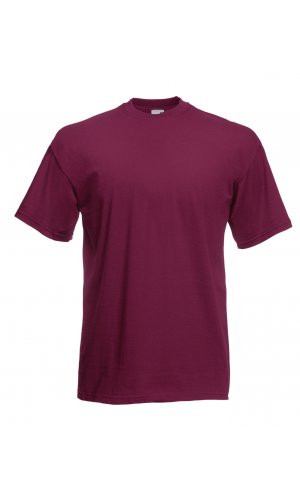 VALUEWEIGHT T-SHIRT, Fotl   [BURGUND, XXL]