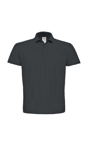 Polo ID.001 / Unisex [Anthracite, 2XL]