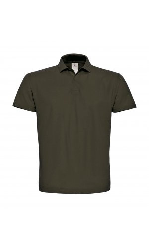 Polo ID.001 / Unisex [Brown, XS]
