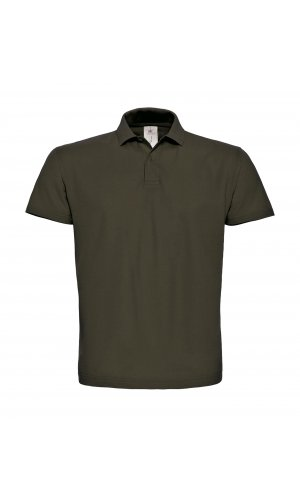 Polo ID.001 / Unisex [Brown, 3XL]