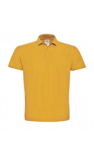 Polo ID.001 / Unisex [Chili Gold, XS]