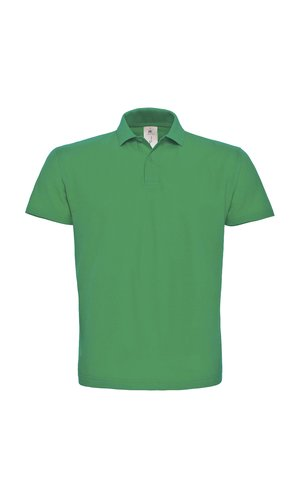 Polo ID.001 / Unisex [Kelly Green, 4XL]