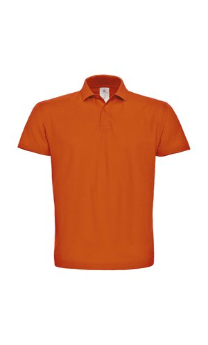 Polo ID.001 / Unisex [Orange, 2XL]