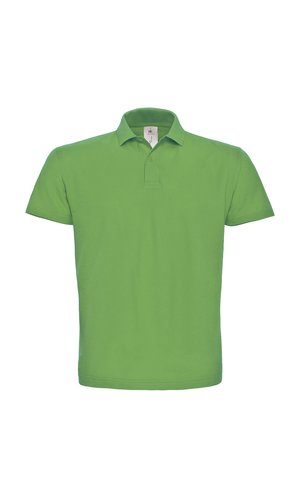Polo ID.001 / Unisex [Real Green, M]