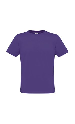 T-Shirt Men-Only [Purple, M]