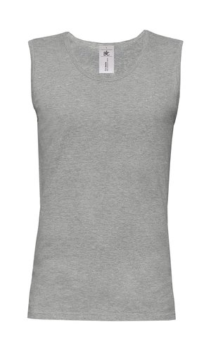 Vest Athletic Move [Sport Grey (Heather), 2XL]